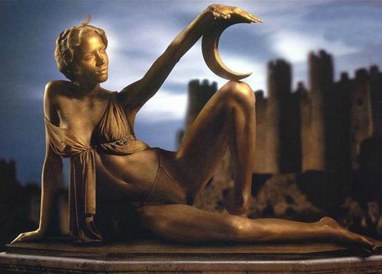 露娜(罗马神话中月亮女神) - 搜狗百科图片