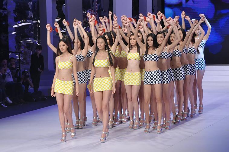 中国超级模特大赛