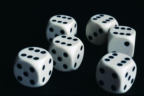 Craps 3-4-5 odds