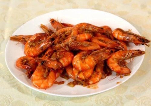 红焖大虾图片