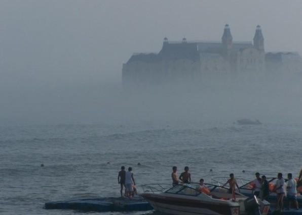 海市蜃楼-自然景观 一种景物 搜狗百科图片