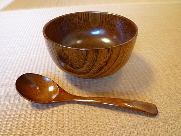湄洲岛漆木碗