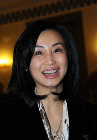 中国十大美女企业家