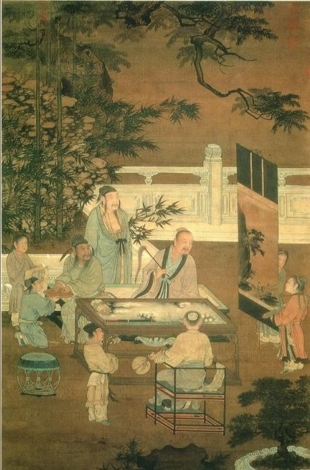 唐太宗身边的十八学士和两大威武将军是那些?