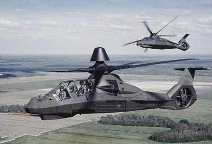 武装直升机(装有武器,为执行作战任务而研制的直升