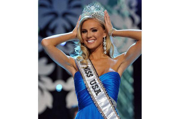 2009美国小姐选美冠军