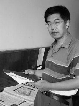 杨健(青岛第六中学美术教师)
