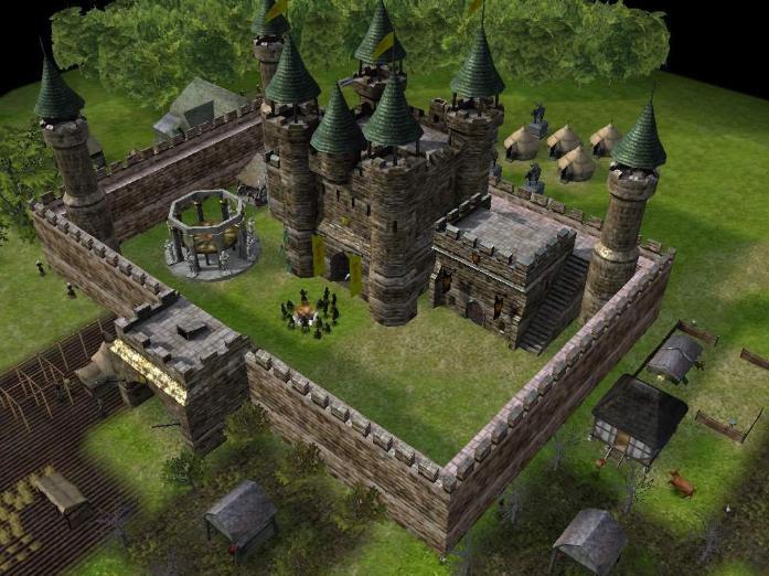 要塞2游戏场景