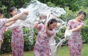 泼水节的来历故事_傣族泼水节的来历