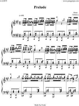 《卡门序曲》管弦乐曲