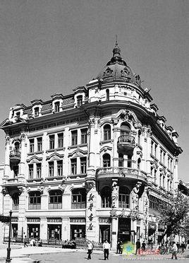 欧式椭圆建筑浮雕