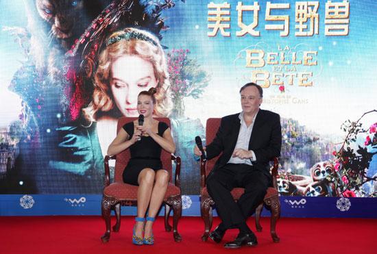 《美女与野兽》亮相北京电影节