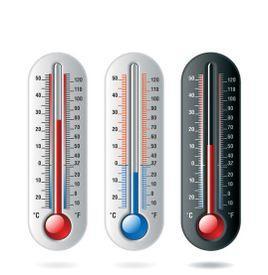 摄氏度用符号\°c\表示—般人人门用温度计唻测量