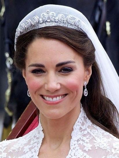凯特王妃被评为2011年英国女孩偶像;2012年被美国
