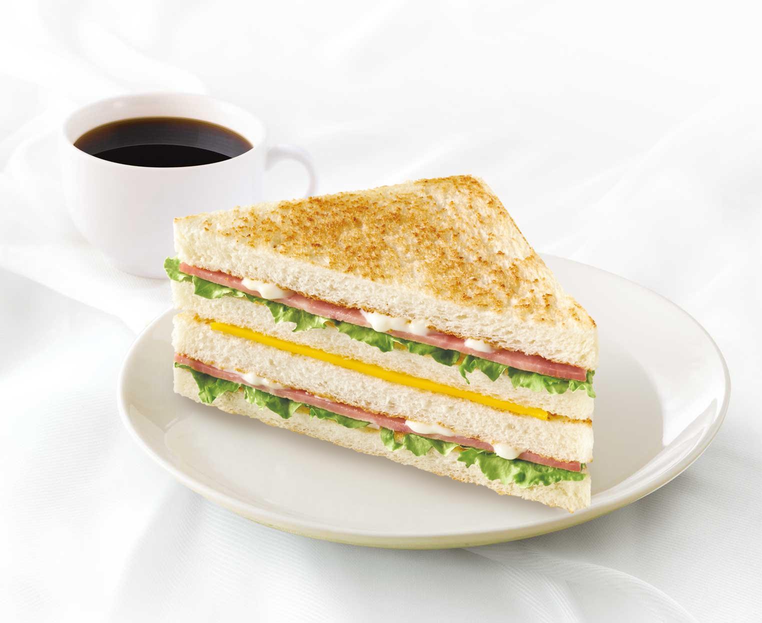 橡皮泥手工制作图片三明治