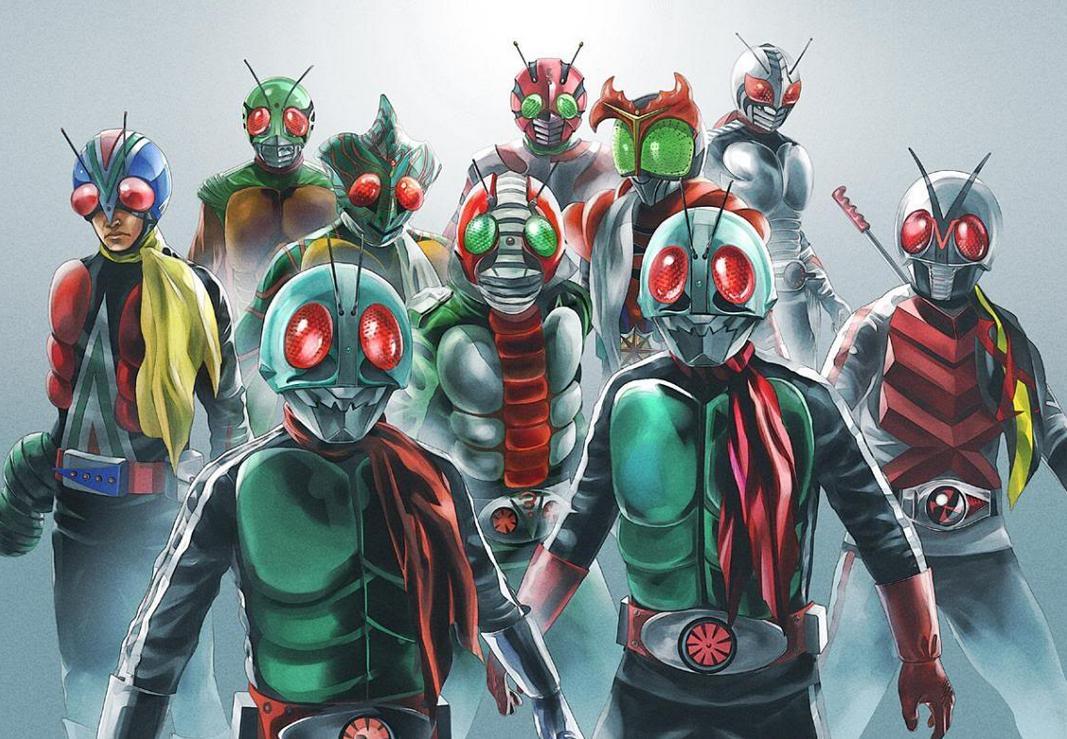 假面骑士v3是继假面骑士1号2号的作品图片
