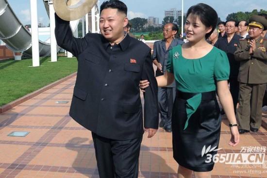 金正恩的父亲金正日,1994年—2011年朝鲜的国家最高