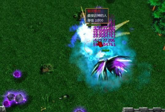 神之墓地是单机游戏《魔兽争霸》rpg类防守地图,作者是神死魔灭,以