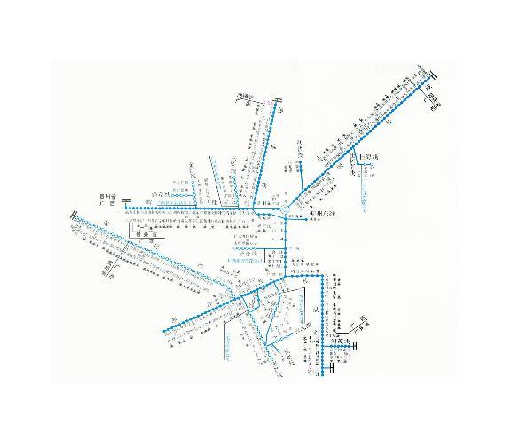 南宁飞机场地图