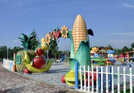 广州南湖游乐园