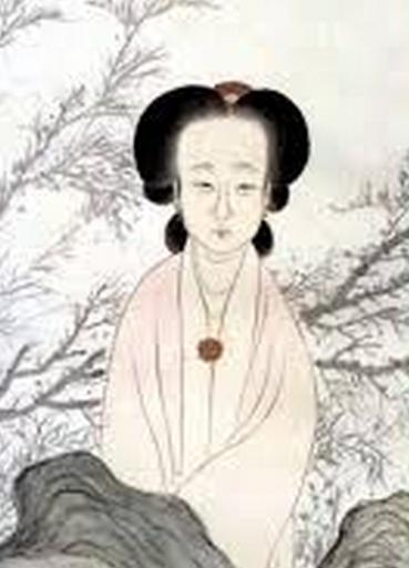 顾横波,生于1619年,逝世于1664年