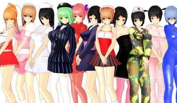 《tech 48》s日本游戏开发商开发的次世代游戏图片