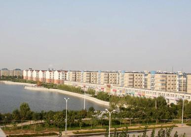 齐河县是中国新能源汽车制造城 ,中国新兴机械装备城,全国生态文明