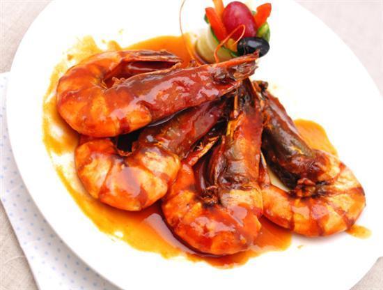 熇大虾图片