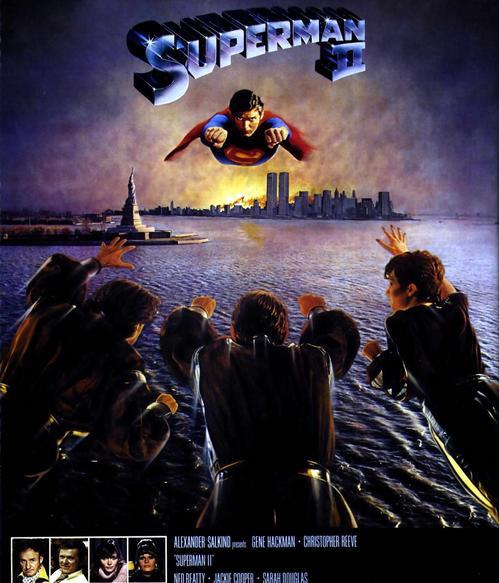 超人2-海报