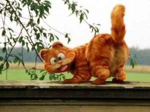 加菲猫电影的故事梗概和结局