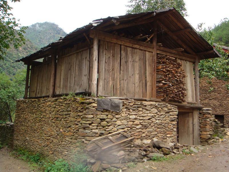 古代农村房屋设计图