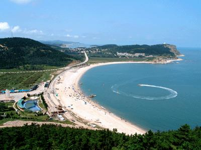 长岛县以长山岛得名,位于中国山东省东北部海