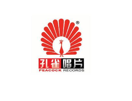 欧式孔雀logo