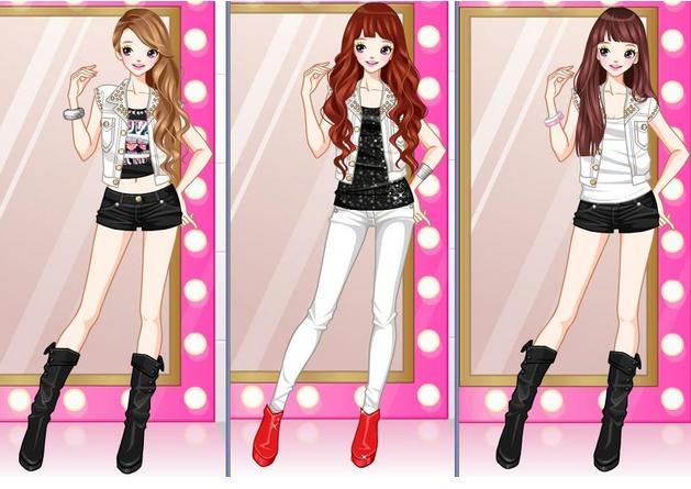 集合了中文精品游戏 提供双人美女小游戏