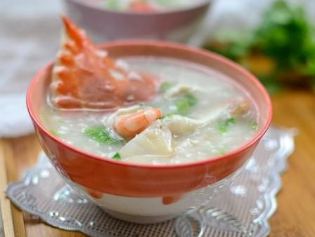 阳光海鲜粥