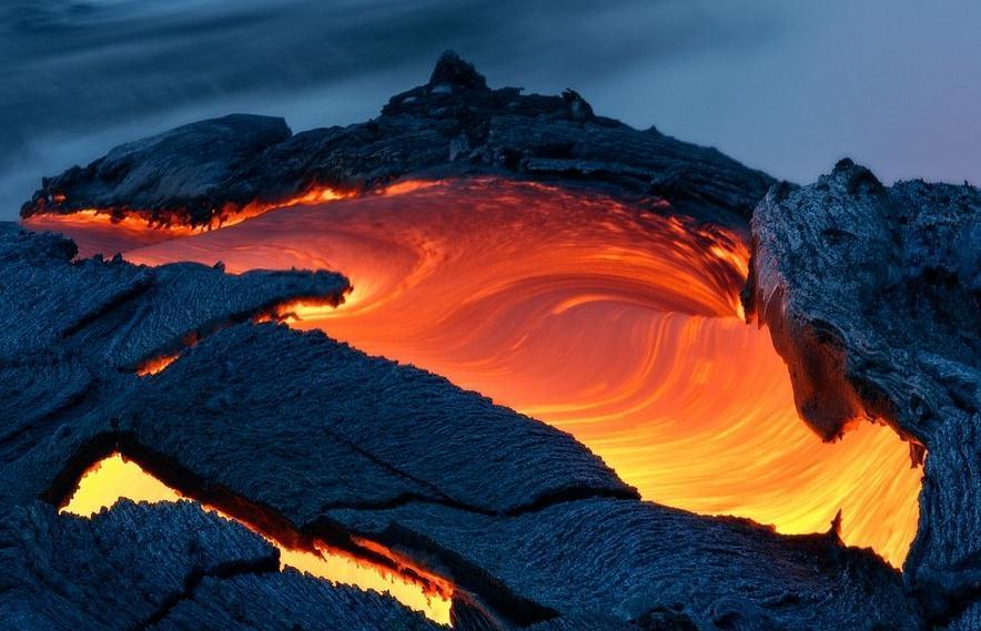 彩泥手工制作大全火山
