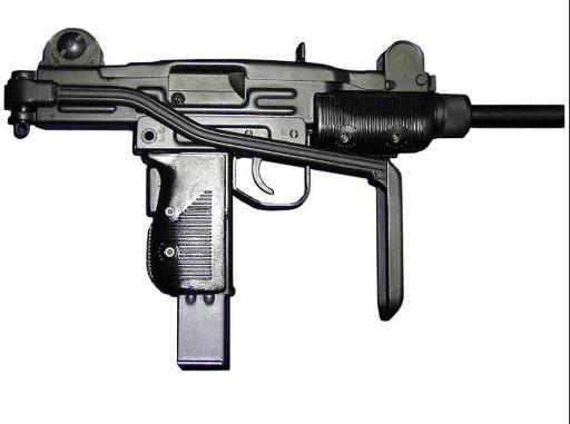 微型冲锋_采用相同结构的变型枪有:uzi9mm轻型冲锋枪,uzi9mm微型冲锋枪,uzi9mm