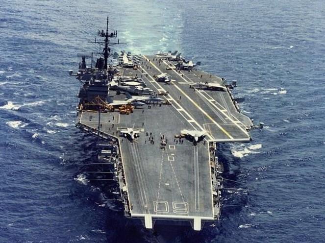 """""""福莱斯特""""级航空母舰"""