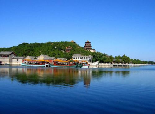 会中国现存最大的皇家园林