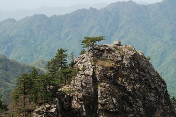 朱雀山国家森林公园
