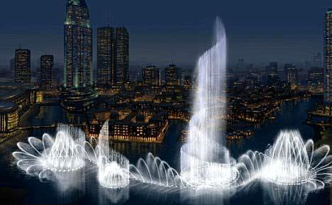喷泉音乐喷泉6篇