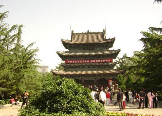 滨河公园,儿童公园,多福寺