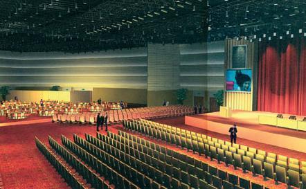 会展仓储空间设计规范