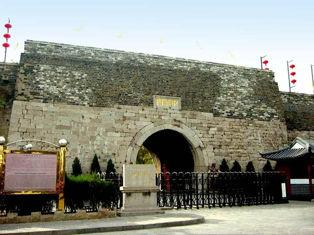 中华门(南京古城墙城堡式城门) - 搜狗百科