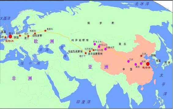 欧亚大陆图片