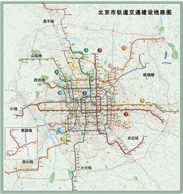 北京地铁R1线 搜狗百科图片