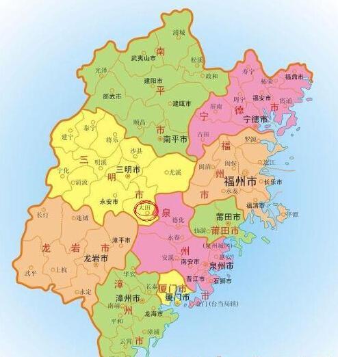 晋江五店市地图