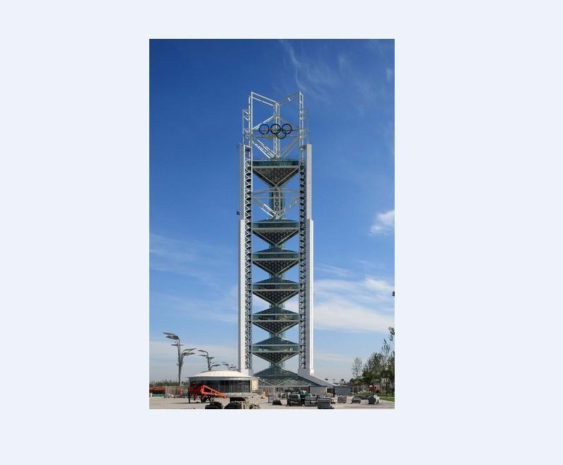 玲珑塔(北京市奥林匹克多功能演播塔)