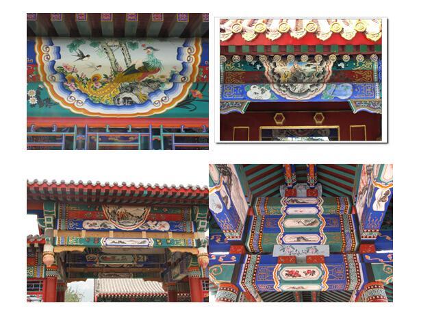 苏州康美古建彩绘工作室图片