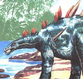 脊双剑龙是最早的剑龙类恐龙之一
